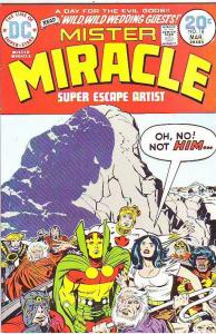 Mister Miracle #18 (Mar-74) NM Super-High-Grade Scott Free (Mister Miracle), ...