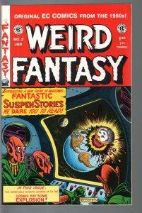 Weird Fantasy-#2-1993-Fantasy-Russ Cochran-EC Reprint