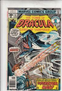 Tomb of Dracula #57 (Jun-77) VF/NM High-Grade Dracula