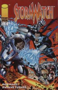 Stormwatch (1993 series) Special #1, NM + (Stock photo)