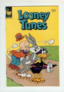 LOONEY TUNES (GOLD KEY/WHITMAN) 41 VF-NM BUGS BUNNY COMICS BOOK