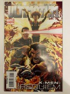 Ultimatum X-Men: Requiem (Marvel one-shot) #1 2009.   Marvel Comics
