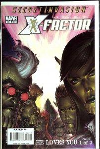 X-Factor #33 (2008)