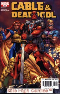 CABLE AND DEADPOOL (2003 Series) #16 Near Mint Comics Book