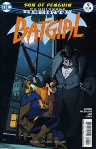 Batgirl (5th Series) #9 FN; DC | save on shipping - details inside