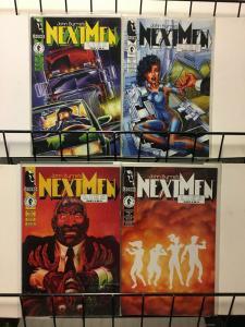 NEXT MEN (1992 DH) 23-26 Byrne story arc POWER