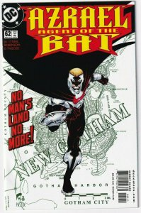 Azrael Agent Of The Bat #62 March 2000 DC