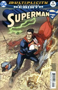 Superman (4th Series) #15 VF/NM; DC | save on shipping - details inside