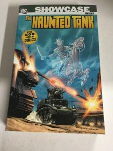 Showcase Presents The Haunted Tank Vol 1 Nm Near Mint DC Comics SC TPB