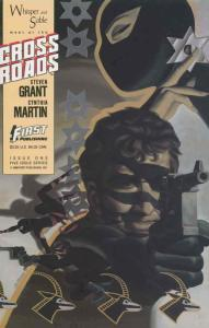 Crossroads #1 VF/NM; First | save on shipping - details inside
