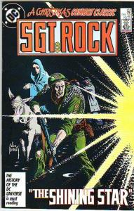 Sgt. Rock #414 (Feb-87) NM- High-Grade Sgt. Rock