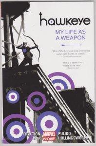 Hawkeye: My Life as a Weapon #1 (2013)