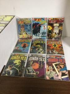 Weird Western Tales 13 15-29 31-38 45 46 48 52 53 Lot Set Run Jonah Hex