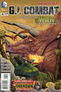 G.I. Combat (2012 series) #4, NM- (Stock photo)