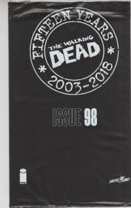 WALKING DEAD #98 BLIND BAG VARIANT SEALED WD Day 15th Anniversary