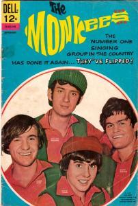 Monkees, The #4 (Sep-67) VG Affordable-Grade The Monkees (Peter Tork, David J...