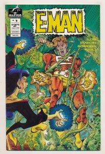 E-Man (1993) #1 NM