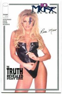 10th MUSE #7, NM+, Wrestler Rena Mero, Photo cover, 2000, more in store