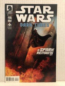 Star Wars Dark Times A Spark Remains #5  Dark Horse