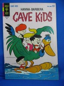 FLINTSTONES CAVE KIDS 5 F VF 1964