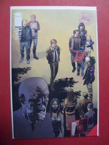 THE WALKING DEAD #115H VARIANT (9.4 or better) IMAGE COMICS