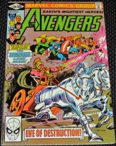 The Avengers #208 (1981)