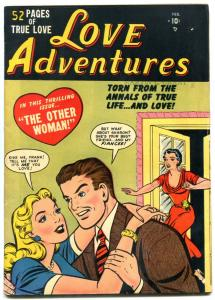 Love Adventures #3 1951- The Other Woman- Marvel Romance F/VF