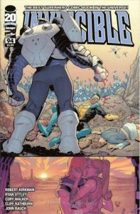 Invincible #94 FN; Image | save on shipping - details inside