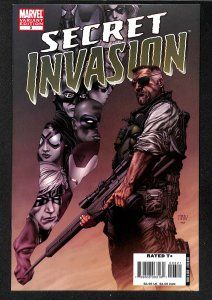 Secret Invasion #3 NM 9.4 McNiven Variant