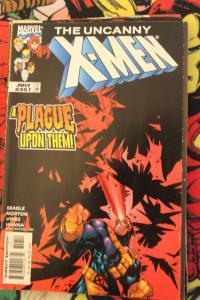 The Uncanny X-Men 357 VF