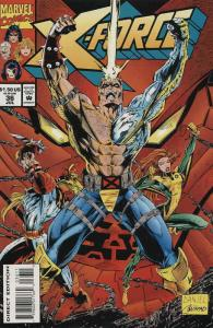 X-Force #36 VF/NM; Marvel | save on shipping - details inside