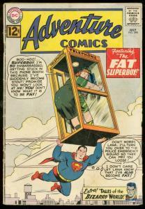 ADVENTURE COMICS #298 1962-DC COMICS-SUPERBOY-FAT GIRL G