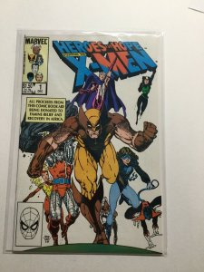Heroes For Hope 1 Very Fine/ Near Mint Vf/ Nm 9.0 Marvel