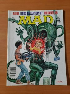 Mad Magazine #268 ~ VERY FINE - NEAR MINT NM ~ January 1987