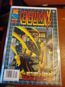 Generation X #12 (1996)