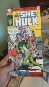 The Savage she hulk #2