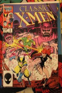 Classic X-Men 6 VF/NM