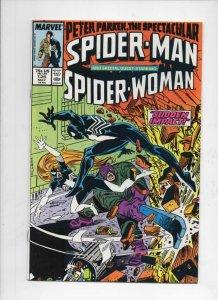 Peter Parker SPECTACULAR SPIDER-MAN #126 VF/NM, Spider-Woman 1976 1987 Marvel