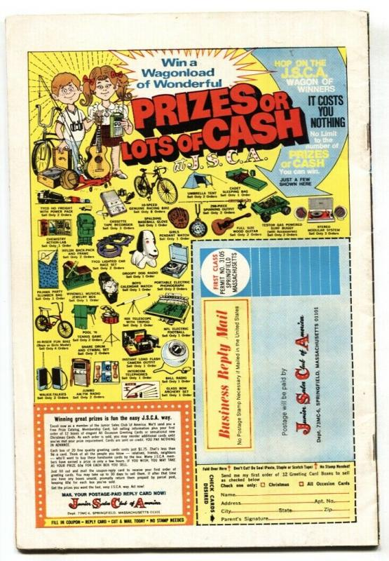 X-MEN #84 comic book 1973 COMIC BOOK-Marvel-Bronze-Age