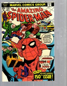 Amazing Spider-Man # 150 NM- Marvel Comic Book MJ Vulture Goblin Scorpion TJ1