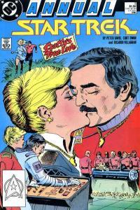 Star Trek (1984 series) Annual #3, NM + (Stock photo)