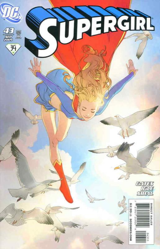Supergirl (4th Series) #43 FN; DC | save on shipping - details inside