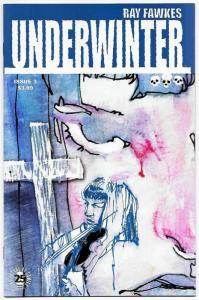 Underwinter #3 (Image, 2017) NM
