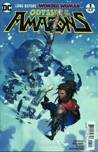 Odyssey of the Amazons, The #1A VF/NM; DC | we combine shipping