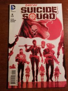 NEW SUICIDE SQUAD #9 NEAR MINT DC NEW 52