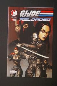 G.I. Joe Reloaded #1 March 2004