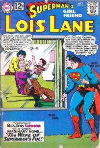 Superman's Girl Friend Lois Lane #34 VG; DC | low grade comic - save on shipping