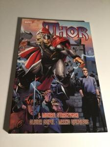 Thor Vol 2 Tpb Nm Near Mint J. Michael Straczynski Marvel Comics
