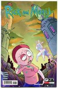 RICK and MORTY #17, 1st, NM, Grandpa, Oni Press, from Cartoon 2015,more in store