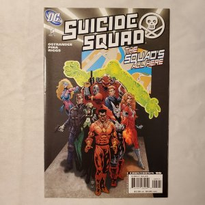 Suicide Squad 5 Very Fine Cover by John K. Snyder
